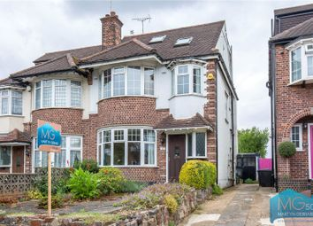 Thumbnail 4 bed semi-detached house for sale in High Road, Whetstone, London