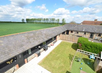Thumbnail 4 bed equestrian property for sale in Cowstead Road, Stockbury, Sittingbourne