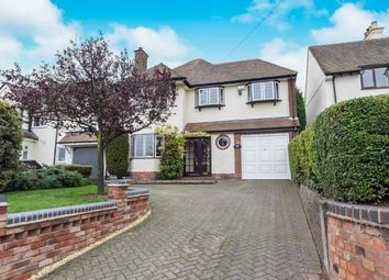 Thumbnail 5 bedroom detached house for sale in Little Aston Lane, Sutton Coldfield, West Midlands