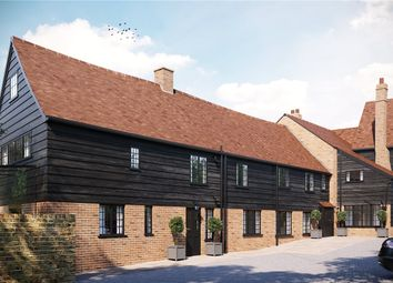 Thumbnail 3 bedroom mews house for sale in The Crow, 15 Fishpool Street, St Albans, Hertfordshire