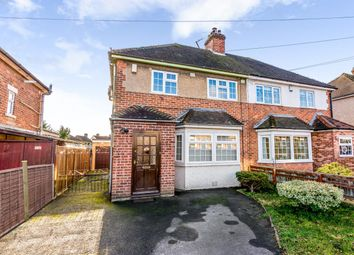 Thumbnail 4 bedroom semi-detached house for sale in Cranmer Road, Cowley, Oxford