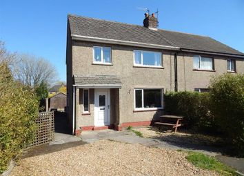 Thumbnail 3 bed semi-detached house for sale in Pictor Grove, Buxton, Derbyshire