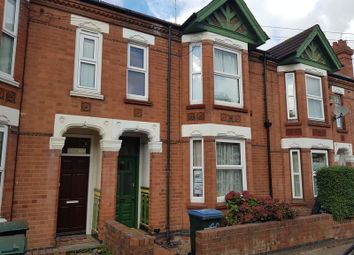 Thumbnail 4 bedroom terraced house to rent in 4 Bedroom Shared Accommodation, St Georges Road, Coventry.