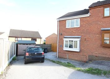 Thumbnail 2 bed property to rent in Cromdale Avenue, New Whittington, Chesterfield