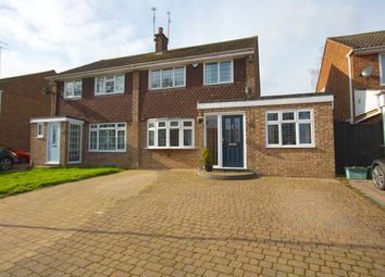 Thumbnail 4 bed semi-detached house for sale in Dowsett Lane, Ramsden Heath, Billericay, Essex