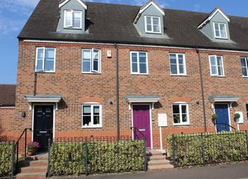 Thumbnail 3 bed terraced house for sale in Birch Road, Ashby-De-La-Zouch, Leicestershire, England