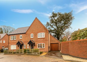 Four Ashes Road, Bentley Heath, Solihull B93. 3 bed semi-detached house