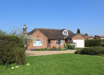 Thumbnail 3 bed detached bungalow for sale in Bulpit Lane, Swinderby, Lincoln