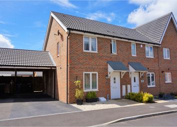 Thumbnail 3 bed end terrace house for sale in Petunia Avenue, Sheerness