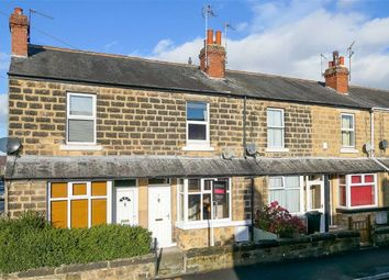 Thumbnail 2 bed terraced house for sale in Willow Grove, Harrogate, North Yorkshire