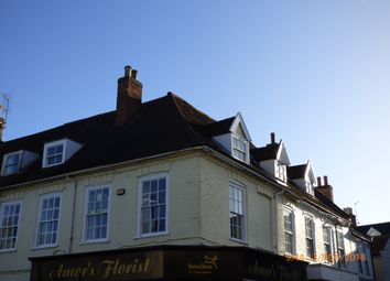Thumbnail 2 bed flat to rent in Market Place, Bungay