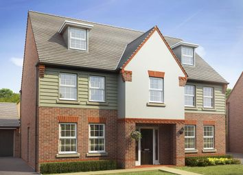 "Thumbnail 5 bed detached house for sale in ""Lichfield"" at Alton Way, Littleover, Derby"