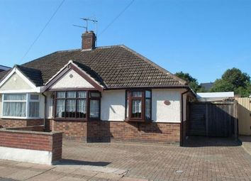 Thumbnail 3 bed semi-detached bungalow for sale in Southfield Road, Duston, Northampton