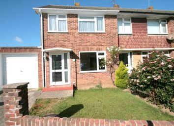 Thumbnail 3 bed end terrace house to rent in Wick, Littlehampton, West Sussex