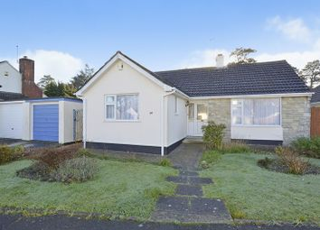 Thumbnail 2 bed detached bungalow for sale in Glenwood Way, West Moors, Ferndown