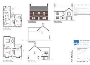 Thumbnail 4 bedroom detached house for sale in Cheapside, Waltham, Grimsby