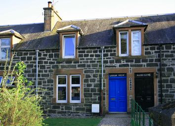 Thumbnail 2 bed terraced house for sale in Laggan View, Station Road, Comrie