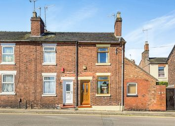 Thumbnail 2 bedroom terraced house for sale in Chetwynd Street, Middleport, Stoke-On-Trent