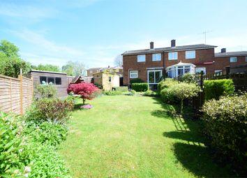 Thumbnail 3 bedroom semi-detached house for sale in Chertsey Rise, Stevenage SG2, Hertfordshire