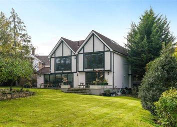 Thumbnail 5 bed detached house for sale in Claremont Avenue, Esher, Surrey