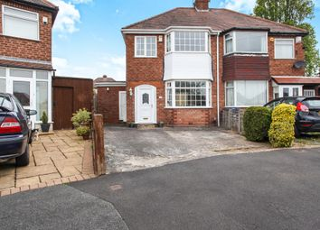 Thumbnail 2 bed semi-detached house for sale in Sunleigh Grove, Acocks Green, Birmingham