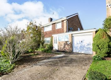 Thumbnail 3 bed detached house for sale in Victoria Gardens, Fordingbridge