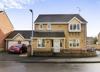 Thumbnail 4 bed detached house for sale in Jasmine Close, Yeovil