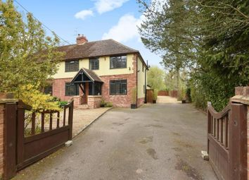 Thumbnail 4 bed semi-detached house for sale in Hayley Green, Warfield