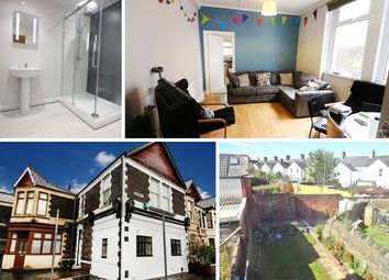 Thumbnail 6 bed end terrace house for sale in Pen-Y-Wain Road, Cardiff