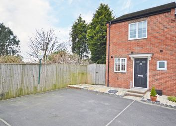 Thumbnail 2 bed semi-detached house for sale in Colliery Street, New Sharlston, Wakefield