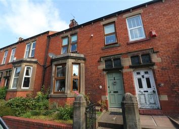 Thumbnail 4 bed terraced house for sale in Nelson Street, Carlisle, Cumbria