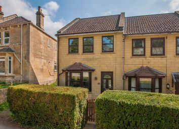 Thumbnail 2 bed end terrace house for sale in Church Road, Weston, Bath