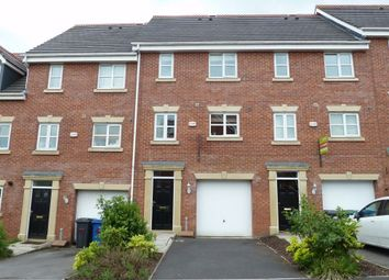 Thumbnail 3 bedroom town house for sale in Mulberry Close, Radcliffe, Manchester