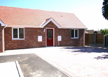 Thumbnail 1 bedroom semi-detached bungalow for sale in Springfield Meadows, Little Clacton, Clacton-On-Sea