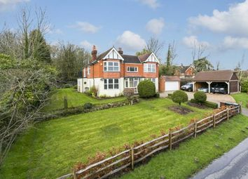 Thumbnail 5 bed detached house for sale in Gate House Lane, Framfield, Uckfield, East Sussex