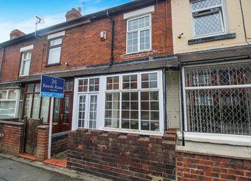 Thumbnail 2 bedroom terraced house to rent in Leonard Street, Burslem, Stoke-On-Trent