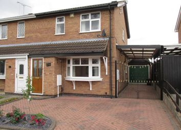 Thumbnail 3 bedroom property to rent in Askrigg Way, Wigston