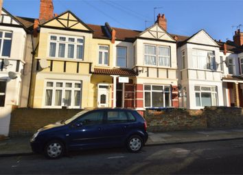 Thumbnail 3 bedroom flat to rent in Drayton Road, London
