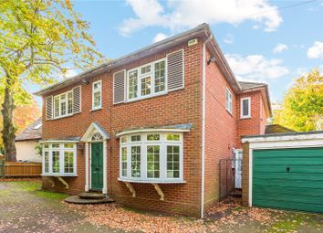 4 bed detached house for sale in Crookham Road, Church Crookham, Fleet GU51