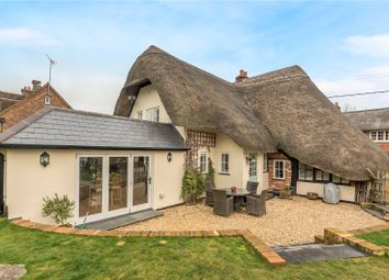 Thumbnail 4 bed detached house for sale in High Street, Broughton, Stockbridge, Hampshire