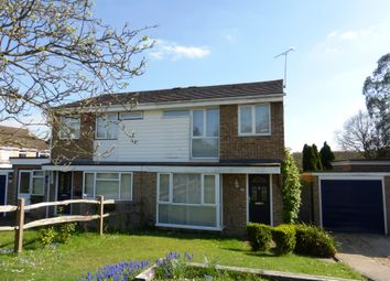 Thumbnail 3 bed semi-detached house for sale in Hawarden Close, Crawley Down, Crawley