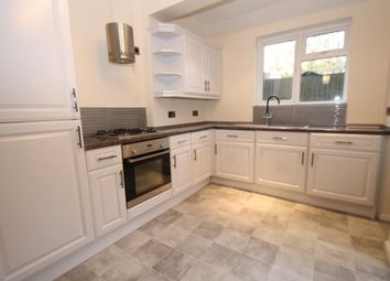 Thumbnail 2 bed flat to rent in St. Leonards Avenue, Hove