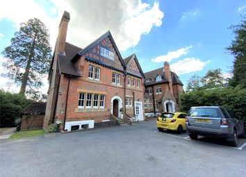 Longdown Lodge, Crowthorne Road, Sandhurst, Berkshire GU47. 1 bed flat