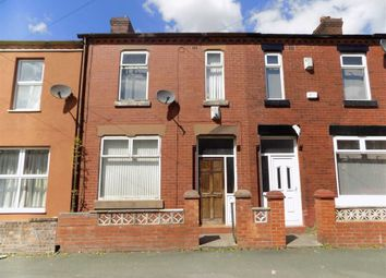 Thumbnail 3 bedroom terraced house for sale in Walmer Street, Abbey Hey, Manchester
