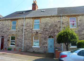 Thumbnail 3 bed terraced house for sale in Old Station Road, Weymouth
