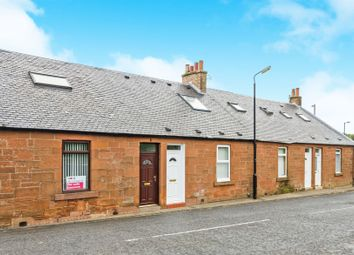Thumbnail 2 bed terraced bungalow for sale in Westport, Tarbolton, Mauchline