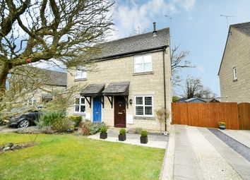 John Tame Close, Fairford GL7. 2 bed semi-detached house for sale