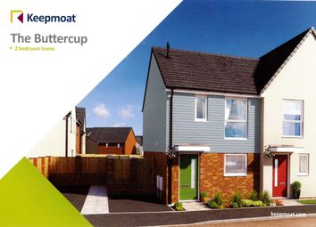 Thumbnail 2 bed semi-detached house to rent in 12 Cambrian Way, Off Eaves Lane, Bucknall