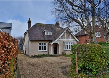 Thumbnail 4 bed detached house for sale in North Greenlands, Pennington, Lymington