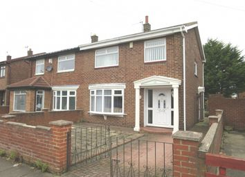 3 bed semi-detached house for sale in Rubens Avenue, Whiteleas, South Shields NE34